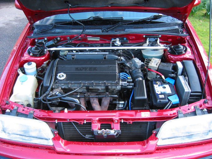 nasp engine bay